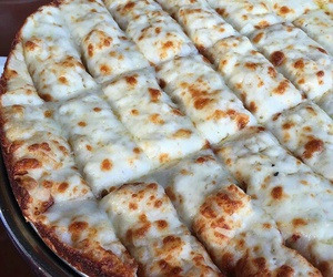 cheese and pizza image