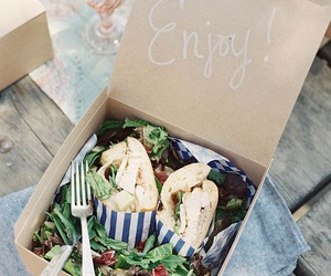 delivery, food, and take away image