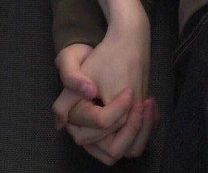 couple, indie, and pale image