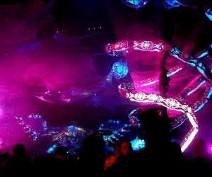 tripping, get high, and psychedelic trance image
