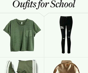 clothes, fashion, and ideas image