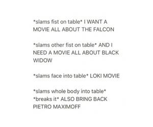 black widow, Marvel, and loki image