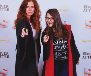 fan, harry potter, and rebecca mader image