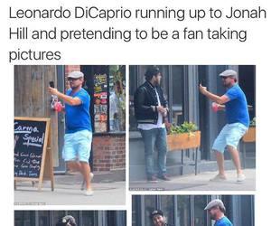 funny, leonardo dicaprio, and lol image