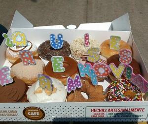donuts, novios, and donas image