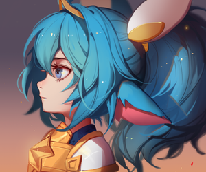 poppy and league of legends image