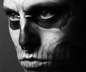 boy, zombie, and rick genest image