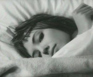 vintage, anna karina, and black and white image