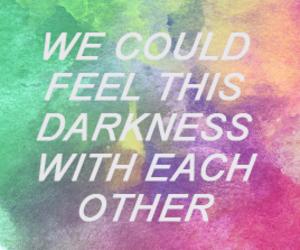 colors, Darkness, and Lyrics image