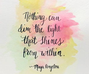 quotes, light, and inspiration image