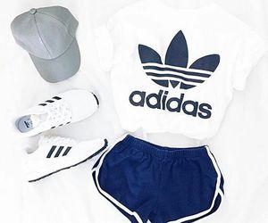 adidas, fashion, and clothes image