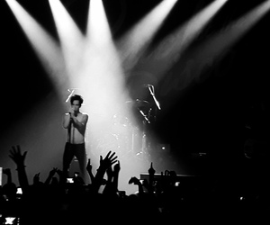 brendon urie, concert, and music image