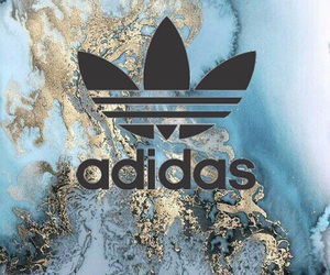 adidas, background, and black and white image