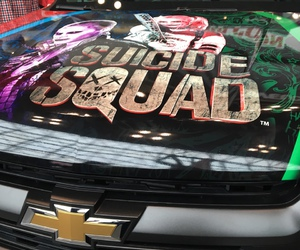 movie, suicide squad, and nycc 2016 image