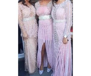 bling bling, takchita, and dresses image