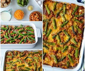 asparagus, breakfast, and recipe image