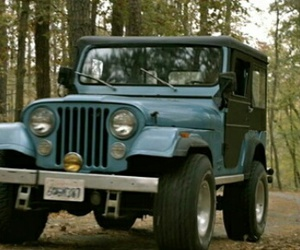 teen wolf, jeep, and stiles image