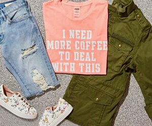 fashion, GAp, and outfits image