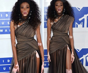 fashion, vma 2016, and winnie harlow image