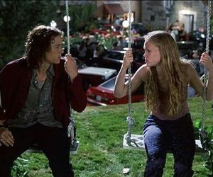 10 things i hate about you, movie, and heath ledger image