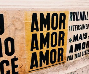 yellow and ​amor image