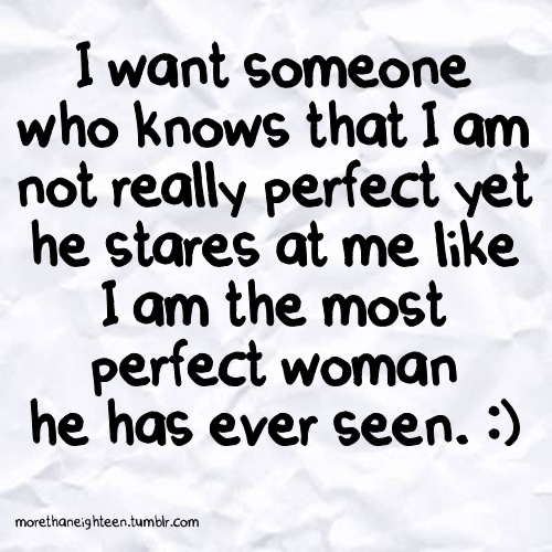 perfect, quote, and woman image