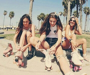 bff, ❤, and patines image