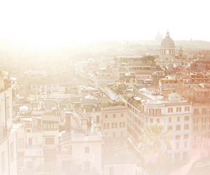 city and pastel image
