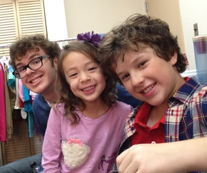 modern family, nolan gould, and aubrey anderson-emmons image