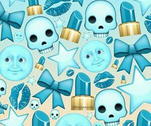 blue, emojis, and emoji image