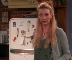 90s, phoebe, and friends image