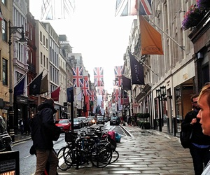 london, Oxford street, and shopping image