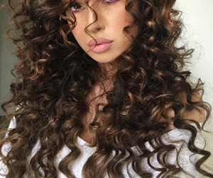 beauty, haircolor, and hairstyle image