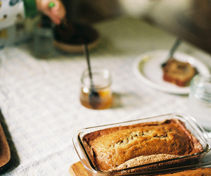food, cake, and vintage image
