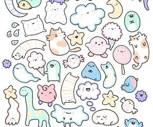 cute, kawaii, and wallpaper image