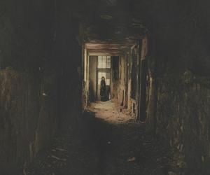 abandoned, beauty, and dark image