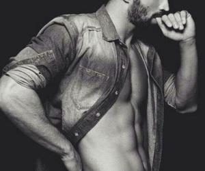 abs, Hot, and Jamie Dornan image