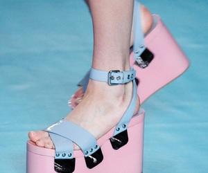shoes, fashion, and miu miu image