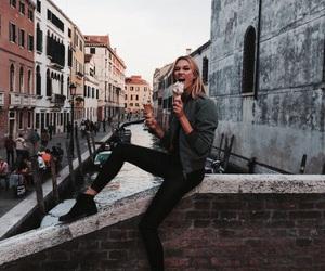 fashion, Karlie Kloss, and girl image