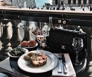 food, luxury, and chanel image