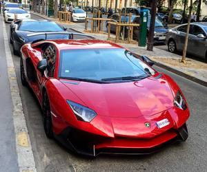 cars, expensive, and luxury image