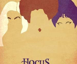 Halloween, disney, and hocus pocus image