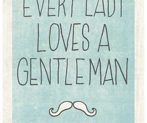 lady, quote, and moustache image