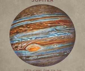 jupiter and space image