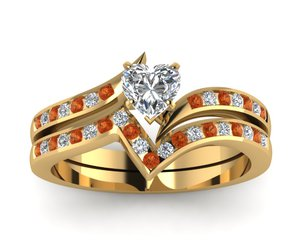 vintage rings, art deco engagement rings, and eternity bands image