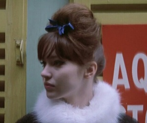 anna karina, french, and godard image