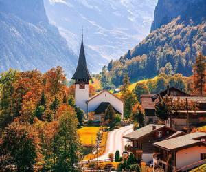 church, visit, and city image