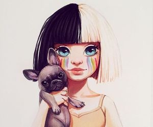 ️sia, drawing, and art image