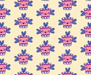 patter, pattern, and cute image