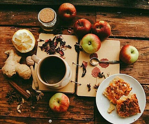 autumn, fall, and food image